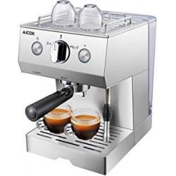 Chollo - Cafetera Espresso Aicok CM5003B-GS