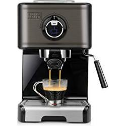 Chollo - Cafetera Espresso Black&Decker BXCO1200E (15 bares)