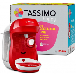 Chollo - Cafetera multibebida Bosch Tassimo Happy - TAS1002