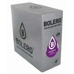 Chollo - Caja 24 sobres Bolero Bayas de Acai bebida instantánea sin azúcar (24x9g)