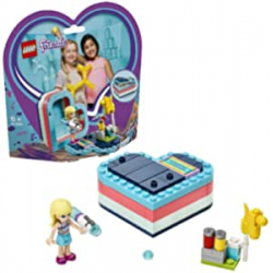 Chollo - Caja Corazón de Verano de Stephanie LEGO Friends | 41386