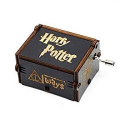 Chollo - Caja de Música Harry Potter