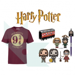 Chollo - Caja Funko Harry Potter EXC + Camiseta Gratis