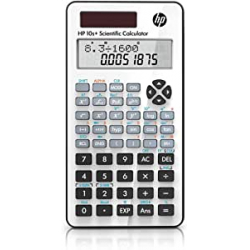 Calculadora científica solar HP 10S+
