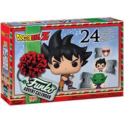 Chollo - Calendario de Adviento Funko Pocket Pop! Dragon Ball Z - 49660