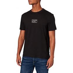 Chollo - Calvin Klein Chest Box Logo Camiseta hombre | K10K107714
