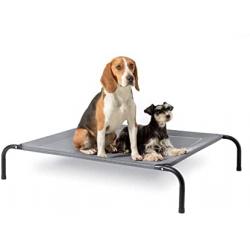 Chollo - Cama elevada anticalor para mascota Bedsure