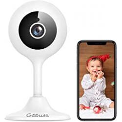 Chollo - Cámara de seguridad Goowls 1080p WiFi