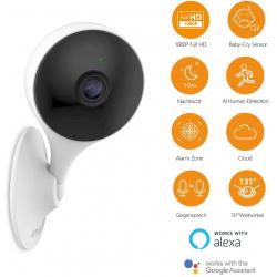 Chollo - Cámara de vigilancia Imou Cue 2 WiFi con Sirena Incorporada
