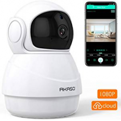 Chollo - Cámara de Vigilancia IP Wi-Fi Akaso P20