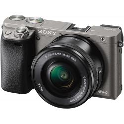 Chollo - Cámara EVIL Sony Alpha 6000 16-50 mm (ILCE6000LH.CEC)