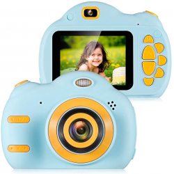Chollo - Camara Fotos Infantil Zeepin 1080P 8.0MP