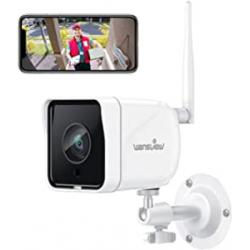 Chollo - Cámara IP de vigilancia Wansview 1080P WiFi