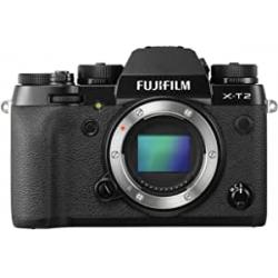 Chollo - Cámara Mirrorless Fujifilm X-T2 (Cuerpo)