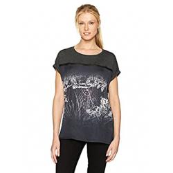 Chollo - Camiseta Desigual Leopard Degrade