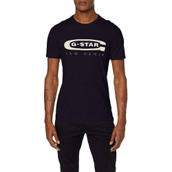 Chollo - Camiseta G-Star Raw Graphic Logo 4