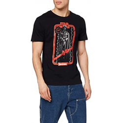 Chollo - Camiseta Star Wars Darth Vader Merry Sithmas