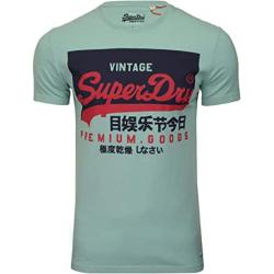 Chollo - Camiseta Superdry Logo Vintage - M1010099A