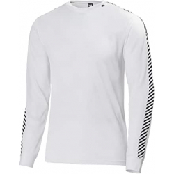 Chollo - Camiseta técnica Helly Hansen Lifa Stripe Crew - 48800-001