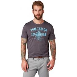 Chollo - Camiseta Tom Tailor Logo