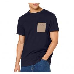 Chollo - Camiseta Tommy Hilfiger TJM Contrast Pocket