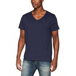 Chollo - Camiseta Tommy Hilfiger Tommy Jeans Original V-Neck