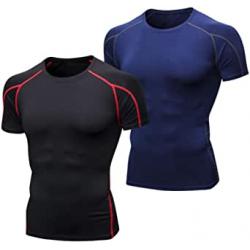 Chollo - Camisetas de compresión Niksa Pack 2