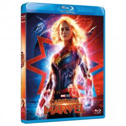 Chollo - Capitana Marvel (Blu-Ray)