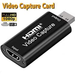 Chollo - Capturadora de vídeo HDMI DMHF-200 1080P