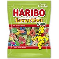 Chollo - Caramelos de goma Haribo Favoritos Pica 275g