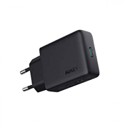 Chollo - Cargador de pared Aukey PA-Y21 USB-C 27W PD3.0