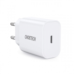 Chollo - Cargador  USB-C CHOETECH QC 3.0 PD 18W