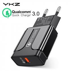 Chollo - Cargador USB YKZ LZ-023 QC3.0