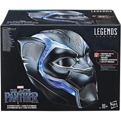 Chollo - Casco electrónico Black Panther Marvel Legends - Hasbro E1971EU4