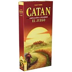 Chollo - Catan El Juego Ampliación 5-6 jugadores (Devir)