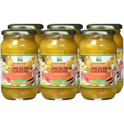 Chollo - Cecil Bio Ensalada natural de frutas tropicales Pack 6x 350ml | 50060025