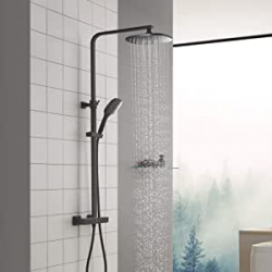 Chollo - CECIPA Columna de ducha termostática