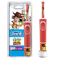 Chollo - Cepillo eléctrico Oral-B Kids Toy Story