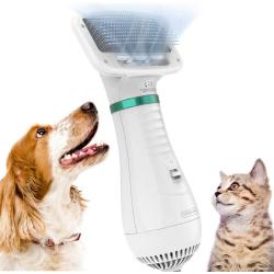 Chollo - Cepillo y Secador Dadypet para mascotas