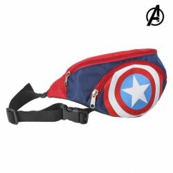 Chollo - Cerdá Riñonera infantil Avengers Capitán América | 2100002632