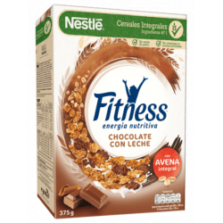 Chollo - Cereales Nestlé Fitness Chocolate con leche 375g