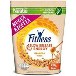 Chollo - Cereales Nestlé Fitness Granola Copos Avena integral y trigo con miel 300g