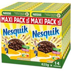 Chollo - Cereales Nestlé Nesquik Maxi Pack 14x 625g