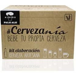Chollo - Cervezanía Kit elaboración Cerveza Artesana Pale Ale