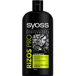 Chollo - Champú SYOSS Rizos Pro 500ml