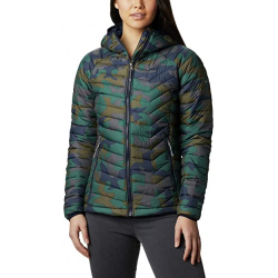 Chollo - Chaqueta con capucha Columbia Powder Lite W