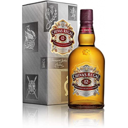 Chollo - Chivas Regal 12 años