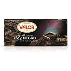 Chollo - Chocolate negro 82% Valor 170g