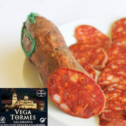 Chollo - Chorizo Cular Extra Picante Vega Tormes (450g)