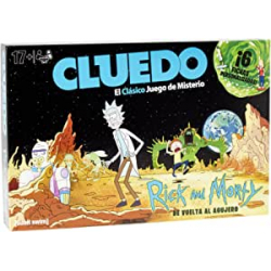 Chollo - Cluedo Rick & Morty Juego de mesa | Eleven Force 10940